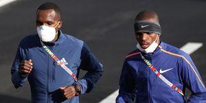 Maratones y carreras coronavirus