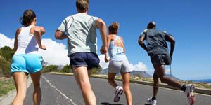 New Research: Big Benefits From Running 5 Miles A Week