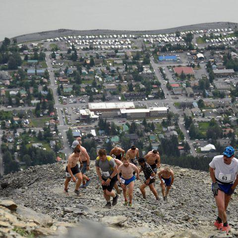 Long-Running Mount Marathon Affected by Swan Lake Wildfire