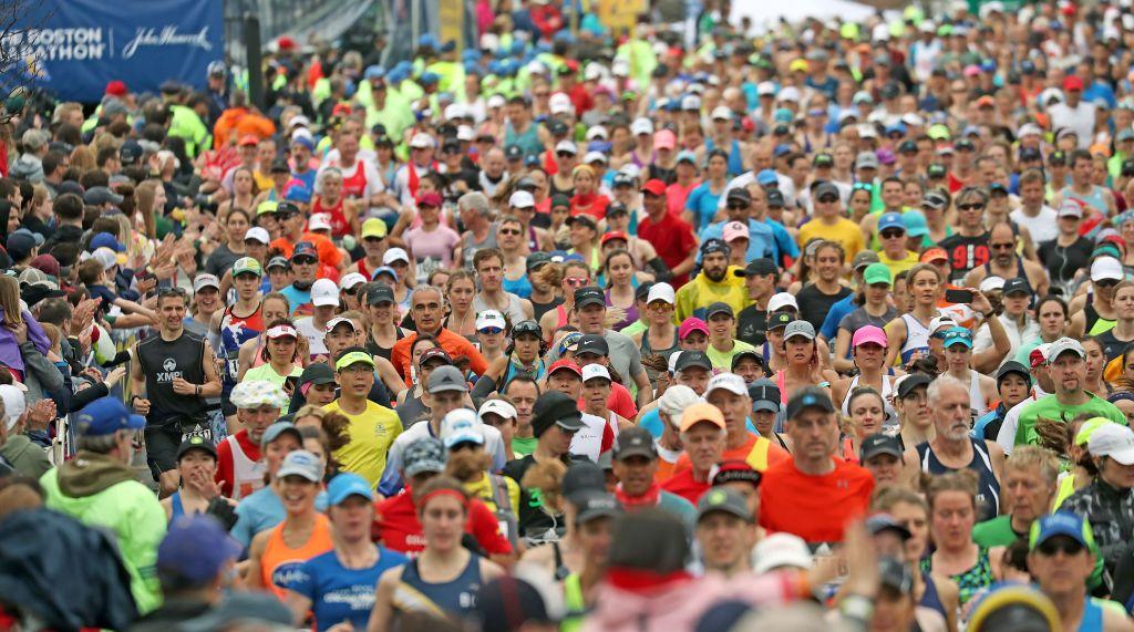 Boston Marathon Fundraising Requirements Runner S World