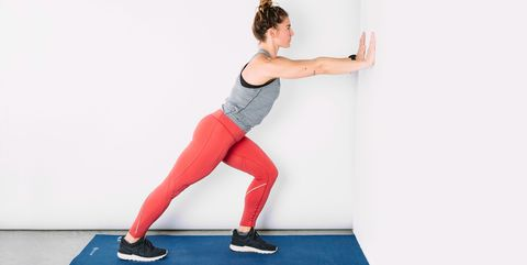 Calf Stretches Calf Workouts For Runners