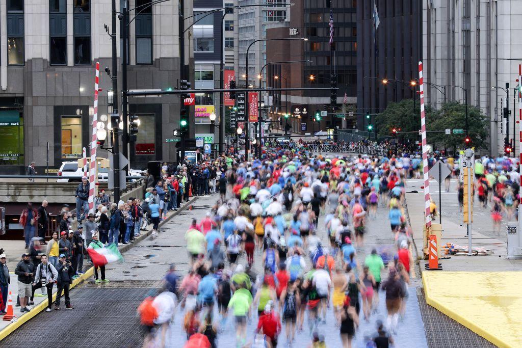 Here's How to Run Your Best Chicago Marathon