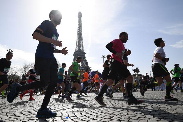 bucket list marathons 2021 athletics marathon paris