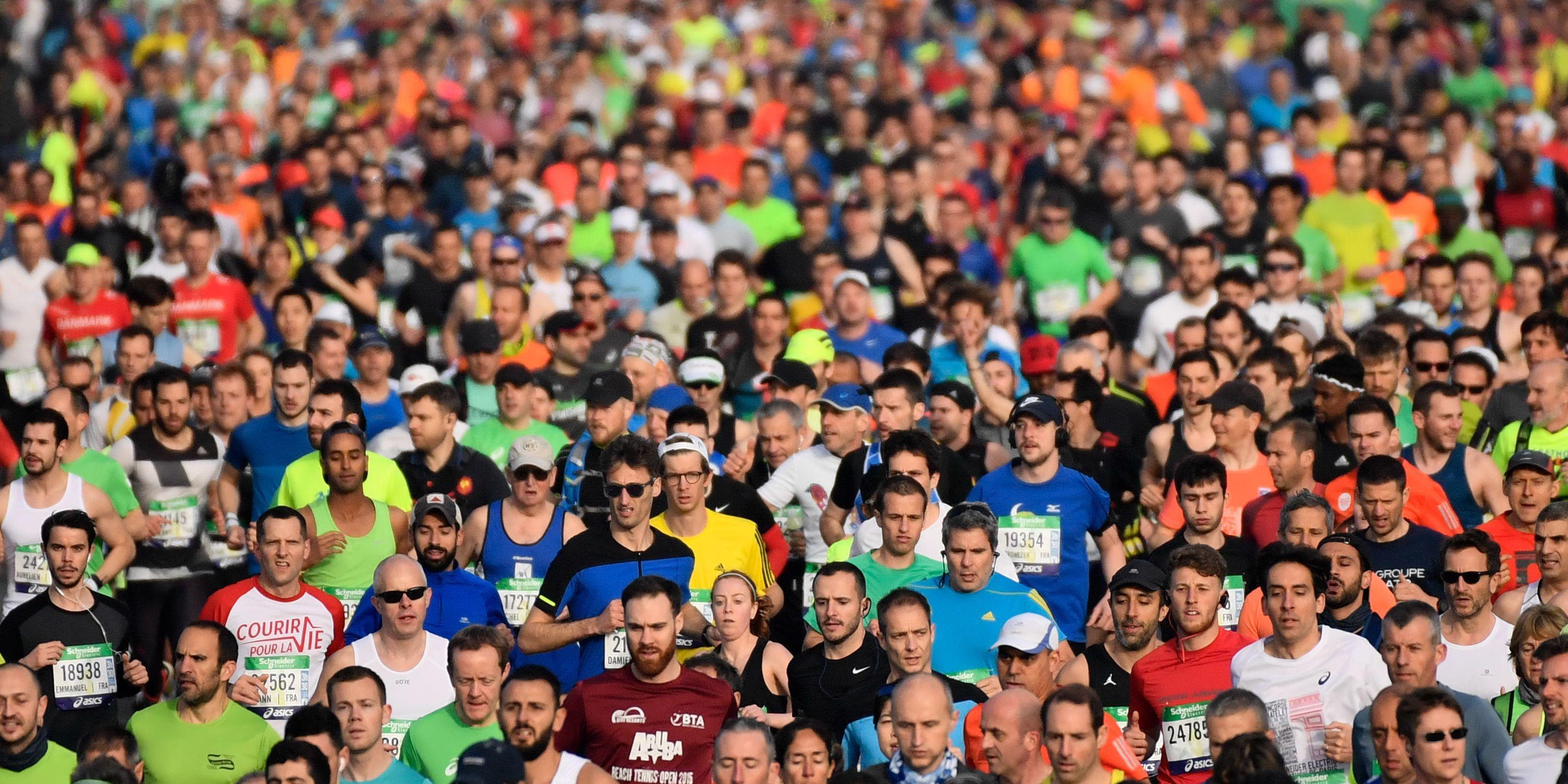 asics are making these major marathons greener