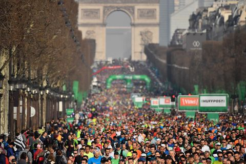 Paris 2024 Olympic organisers will allow the public to run the Olympic Marathon course