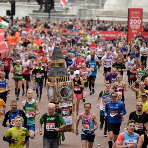 when to start training for london marathon 2020