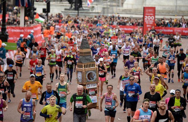 virgin london marathon 2019