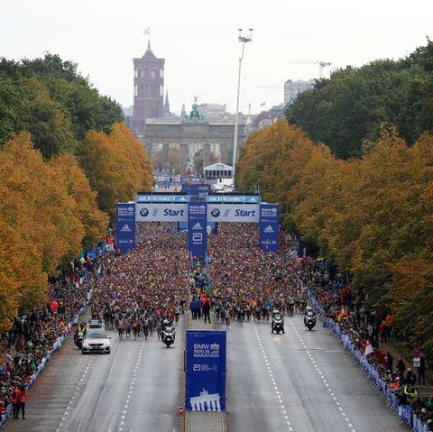 46th bmw berlin marathon