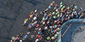 paris marathon carbon neutral
