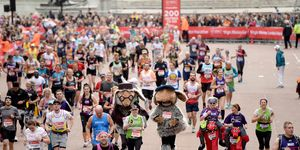 most popular running shoe london marathon