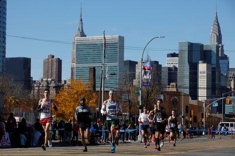 New York City, Marathon