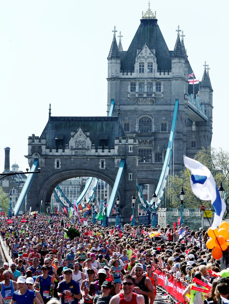 12 things you absolutely cannot do at the London Marathon