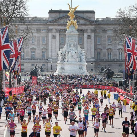 London Marathon coronavirus