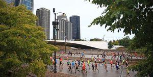 2018 Bank of America Chicago Marathon