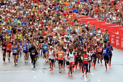 20 razones para hacer un maratón
