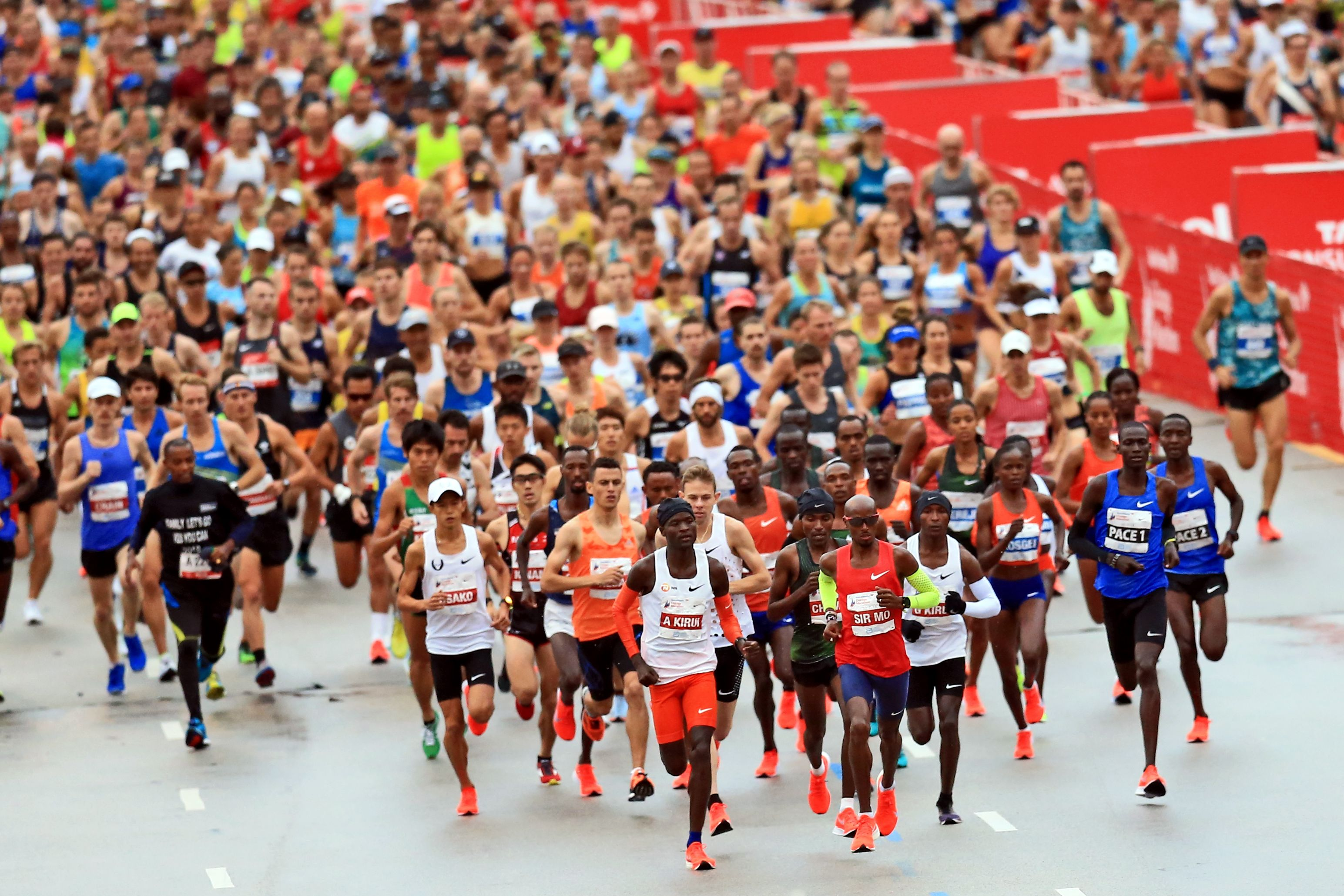 How to enter the 2020 Chicago Marathon