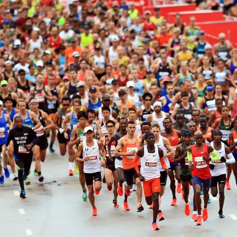 how to enter 2020 chicago marathon