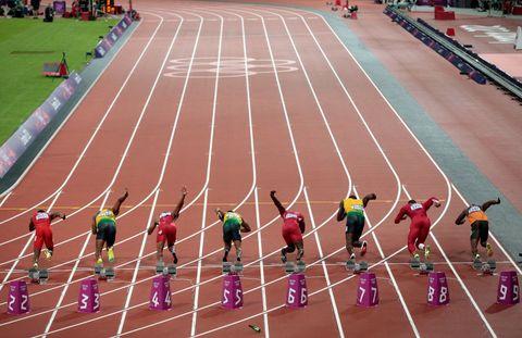 olympics day 9   athletics
