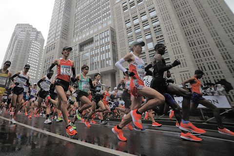 Tokyo Marathon 2020 Coronavirus