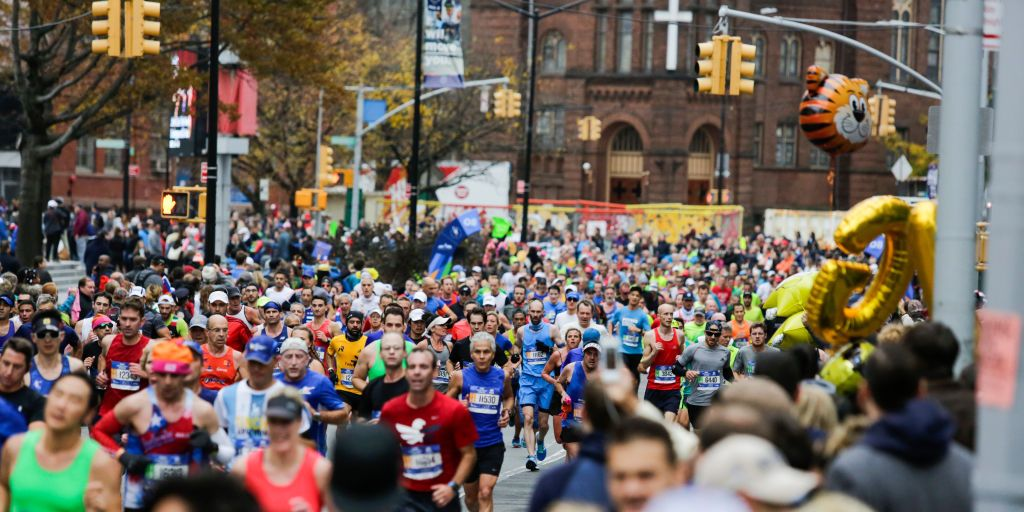 Security Increased During New York City Marathon In Wake Of Week's Terror Attack In NYC