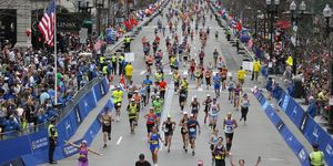 121st Boston Marathon
