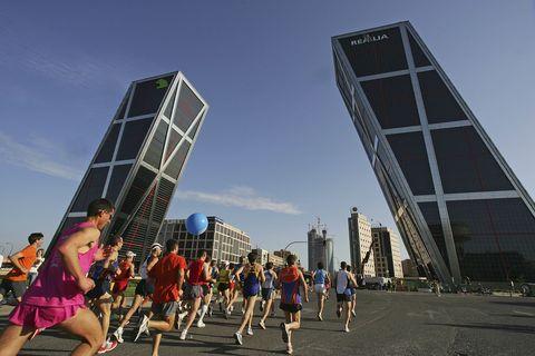 Todo lo que debes saber sobre el Maratón de Madrid 2019