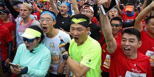 Rock 'n' Roll Marathon & 1/2 Marathon Chengdu 2017