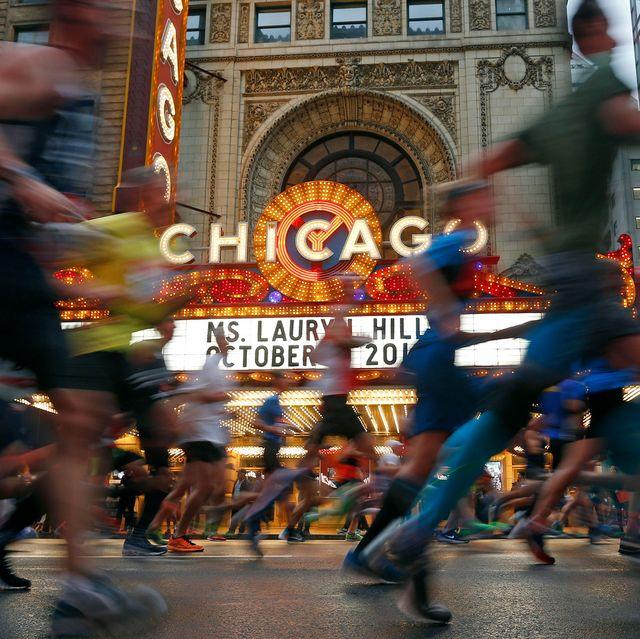 athletics marathon usa chicago