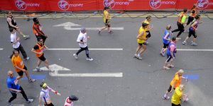 El Maratón de Londres invitará a los más lentos en 2020