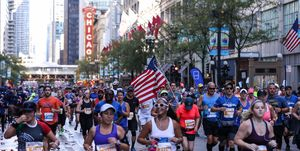 2017 Bank of America Chicago Marathon