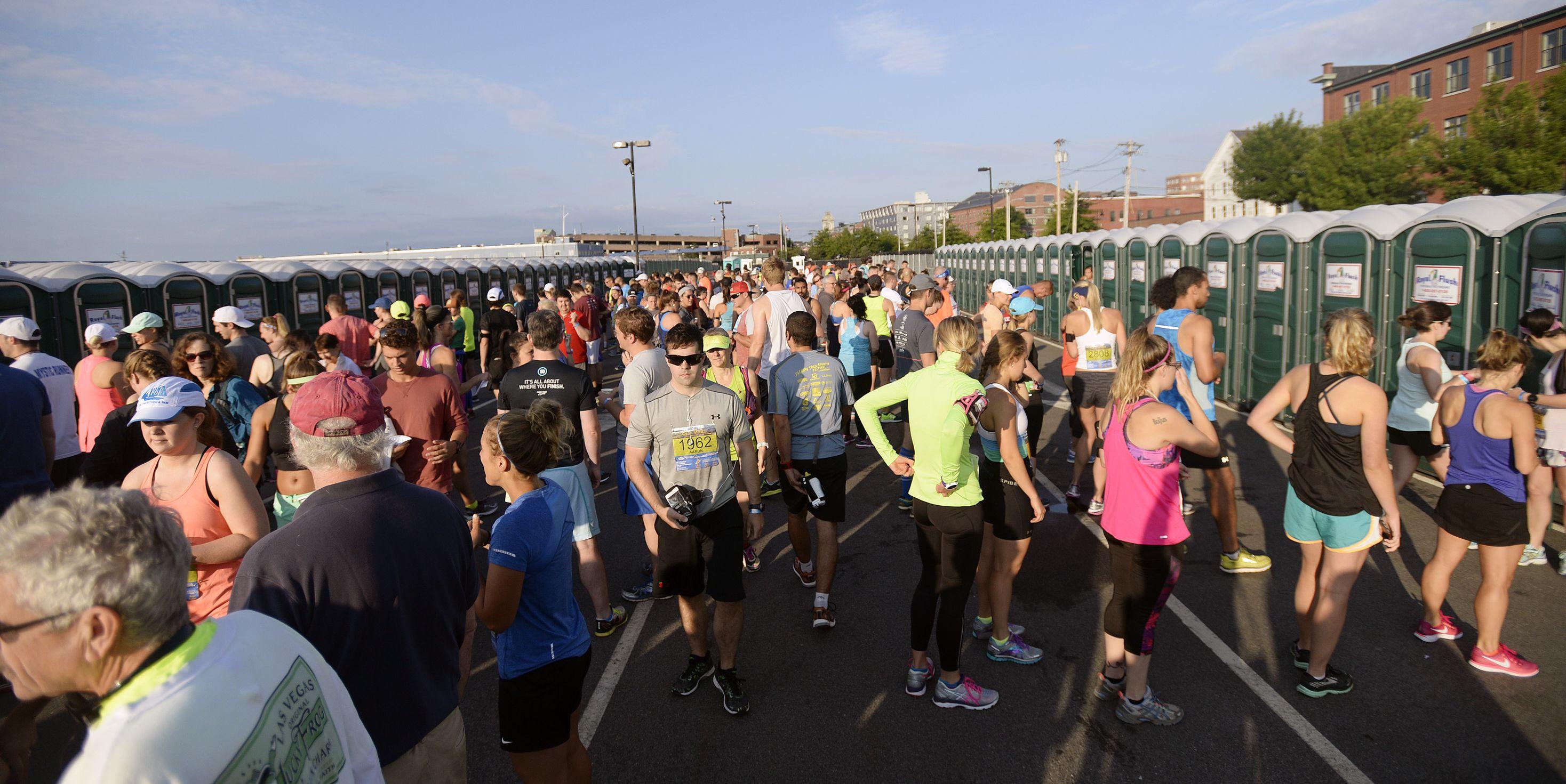 Old Port Half Marathon