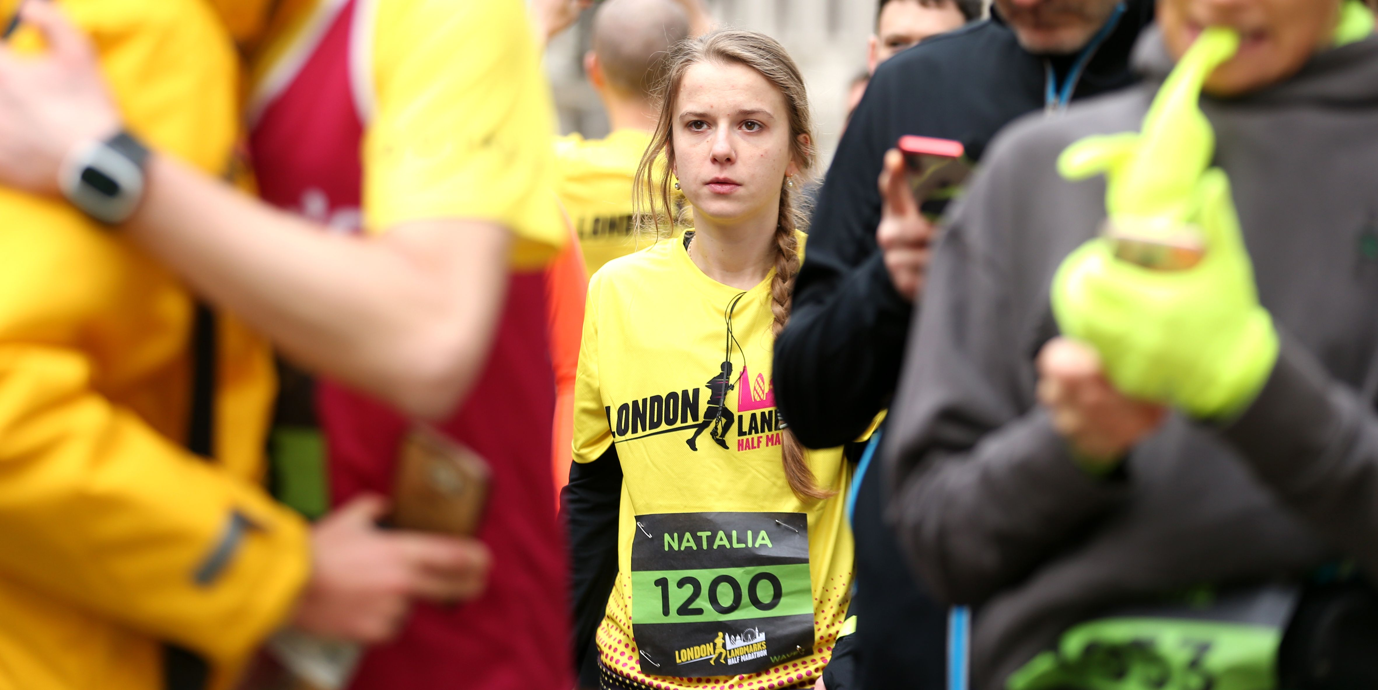 2018 London Landmarks Half Marathon