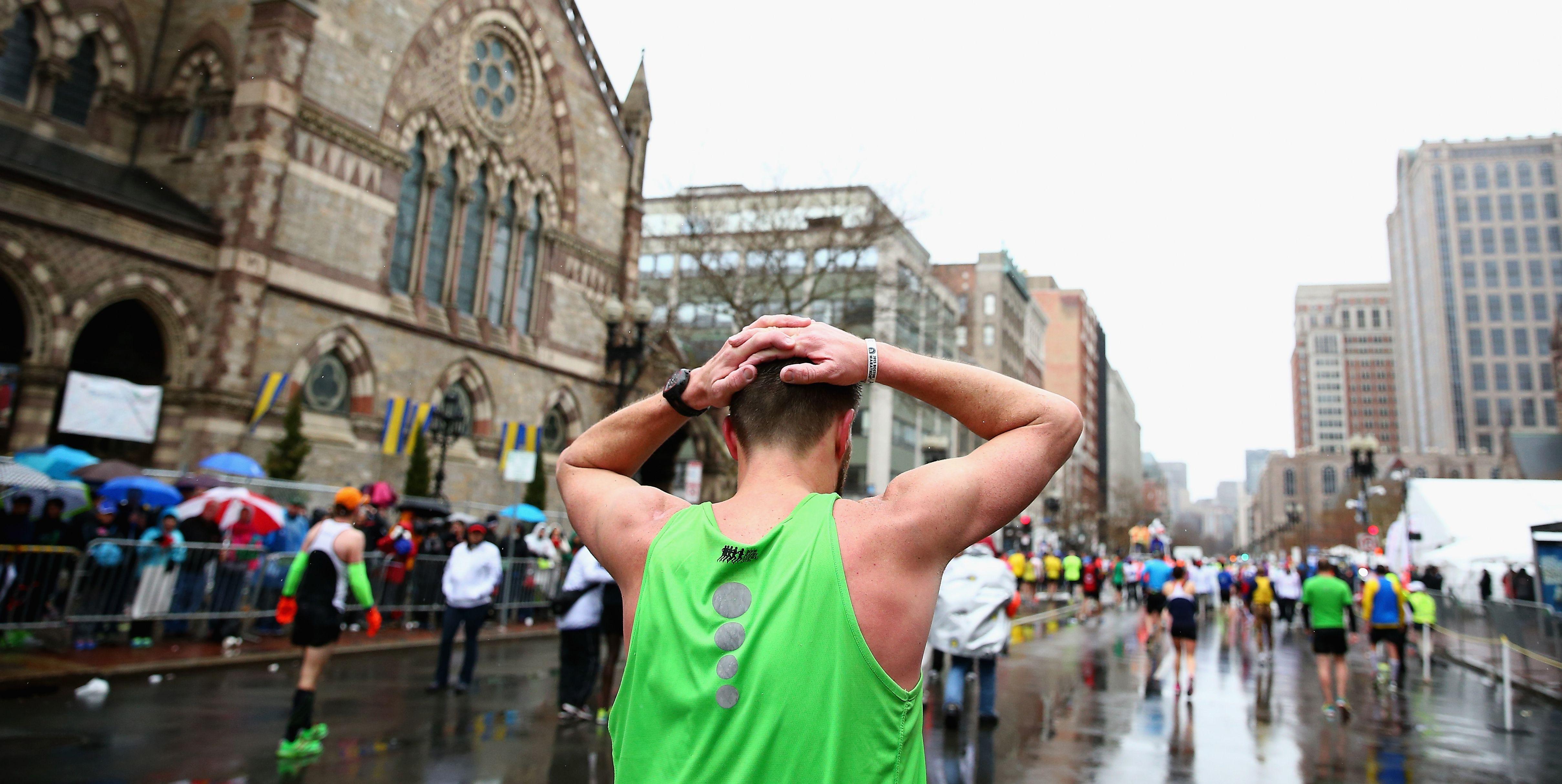 119th Boston Marathon