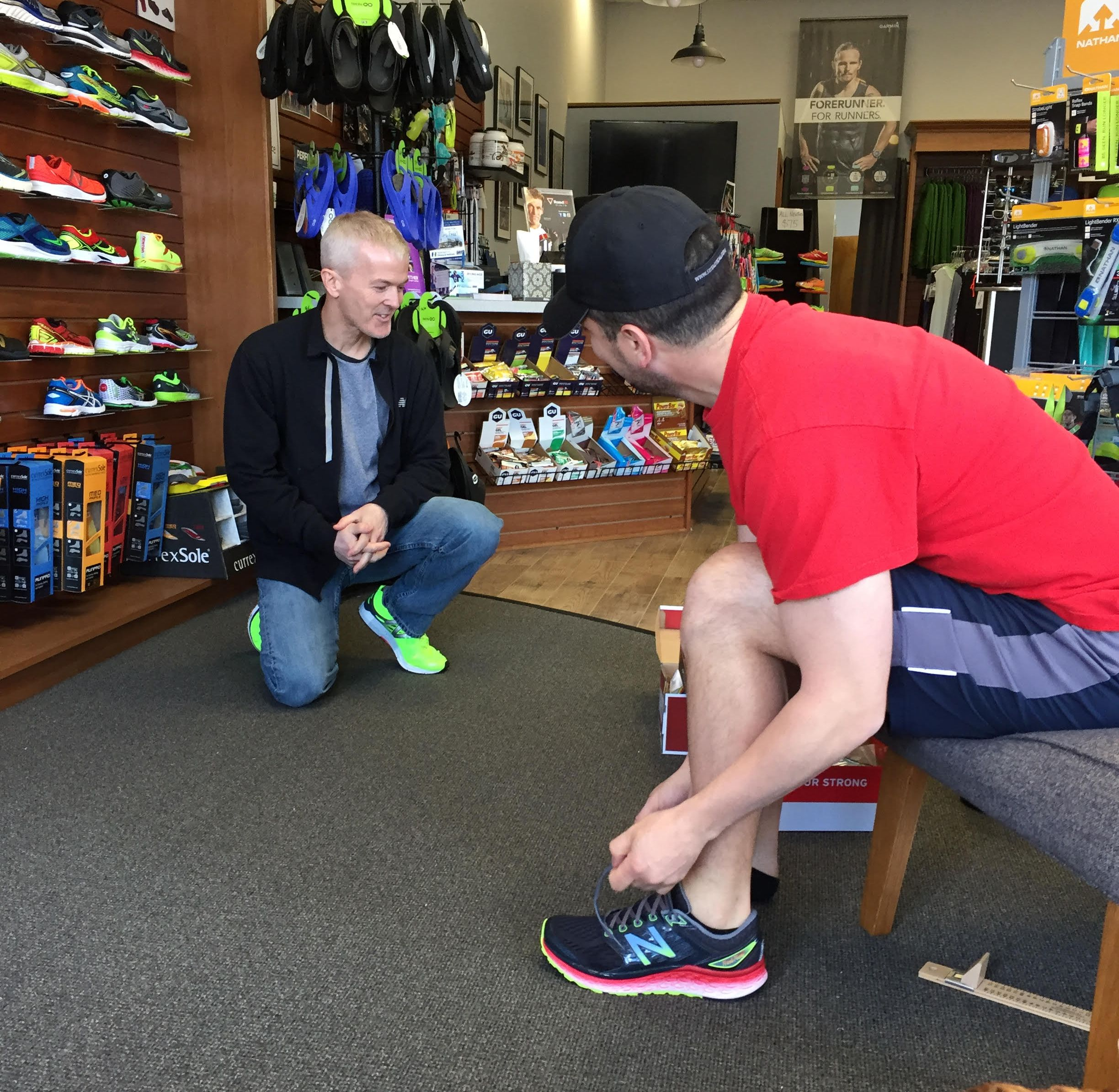 Your Doctor Will See You Now—at Your Favorite Running Shoe Store