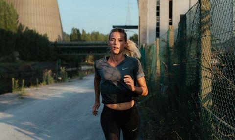 Marit Kloosterboer, marathon, Kom jezelf tegen