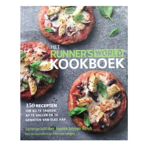 het runner's world kookboek