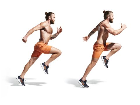 Human, athletic dance movement, dancer, choreography, muscle, fun, lunge, recreation, illustration, running,