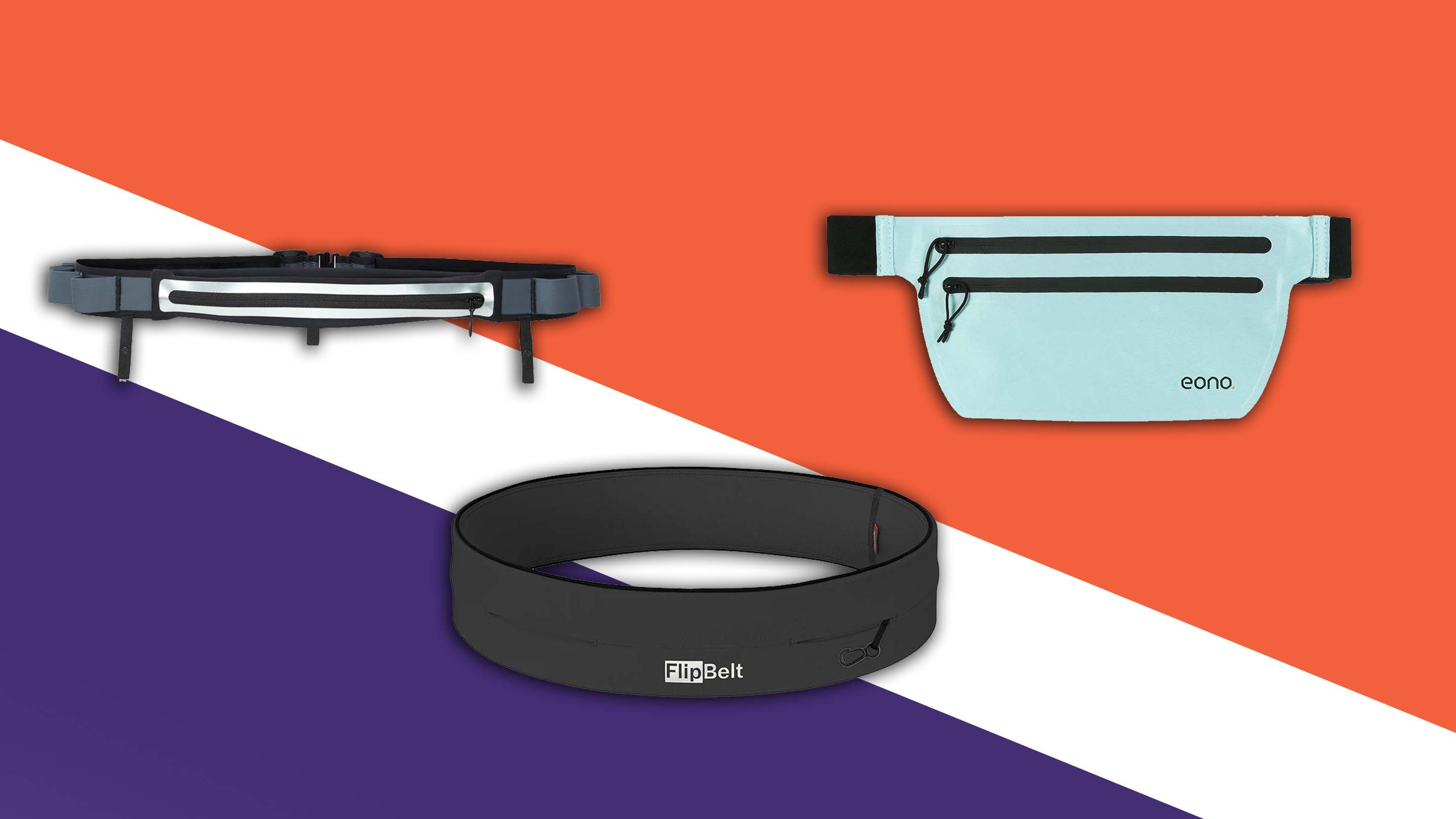 8 of the best running belts to carry your phone, keys and gels this winter