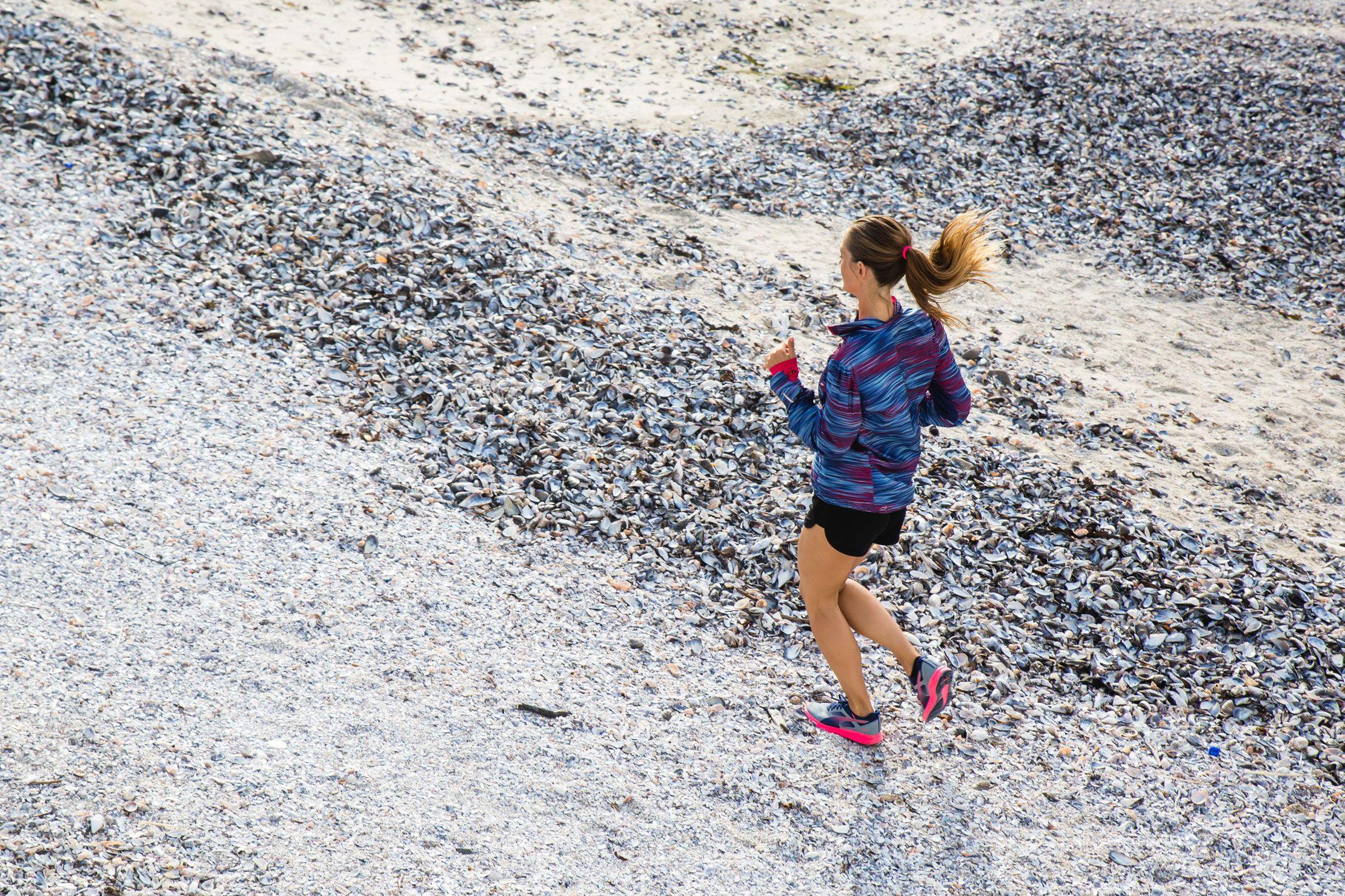 Running Is Never Boring