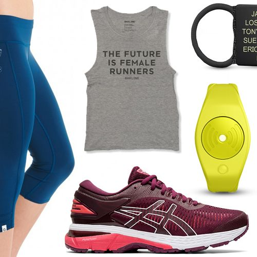 15 Pieces of Running Gear for Women