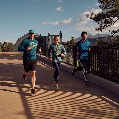 Endurance sports, Running, Exercise, Athletic shoe, Shorts, Long-distance running, Athlete, Racing, Individual sports, Pedestrian,