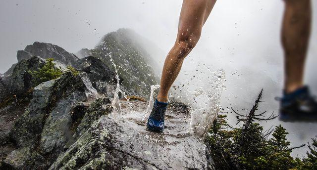 zapatillas de trail running impermeables para hombre