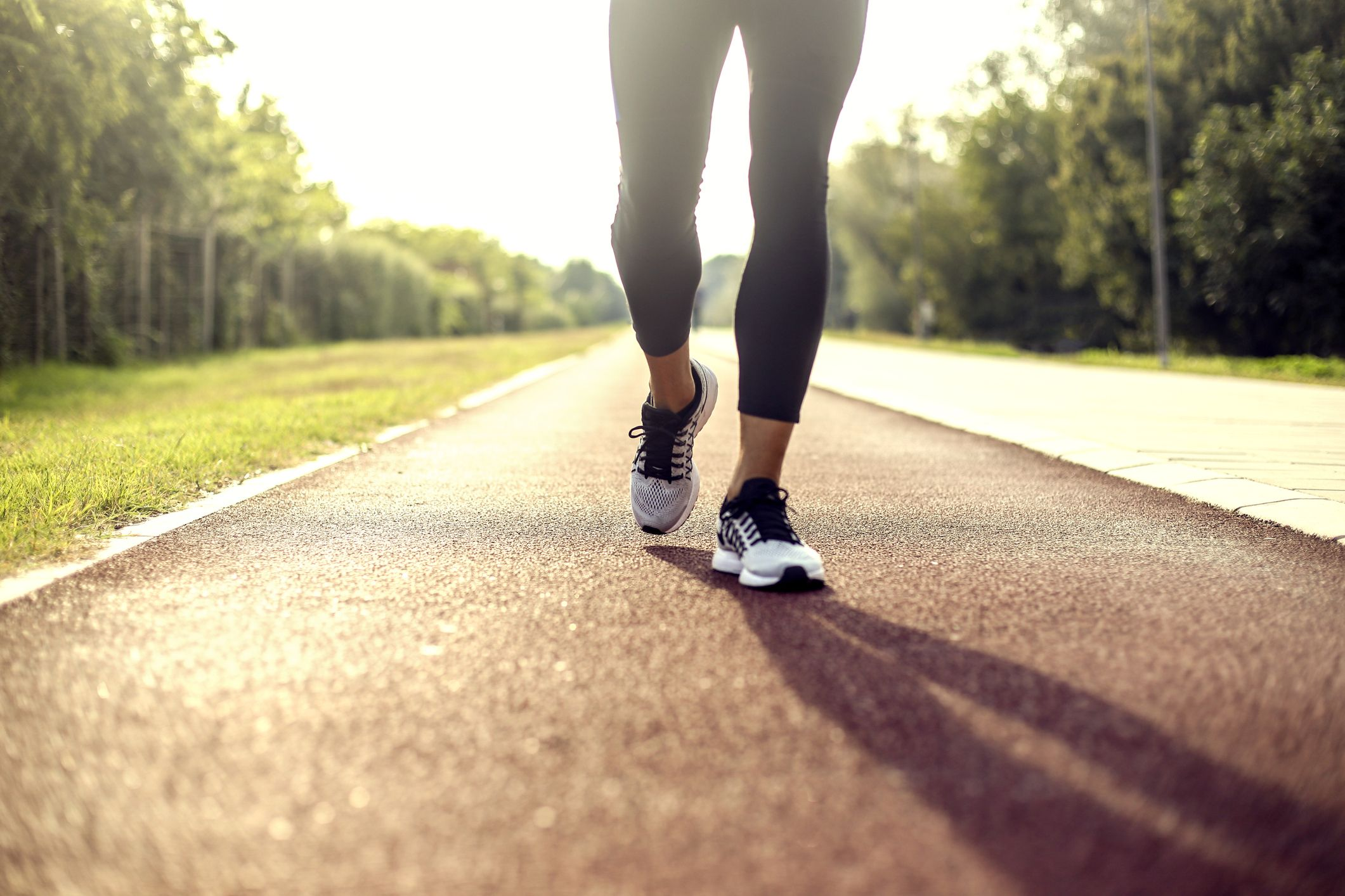 Will walking help you lose thigh fat