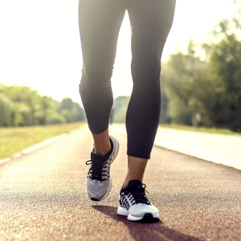 This Is How Many Calories You Burn From Walking - Calories ...
