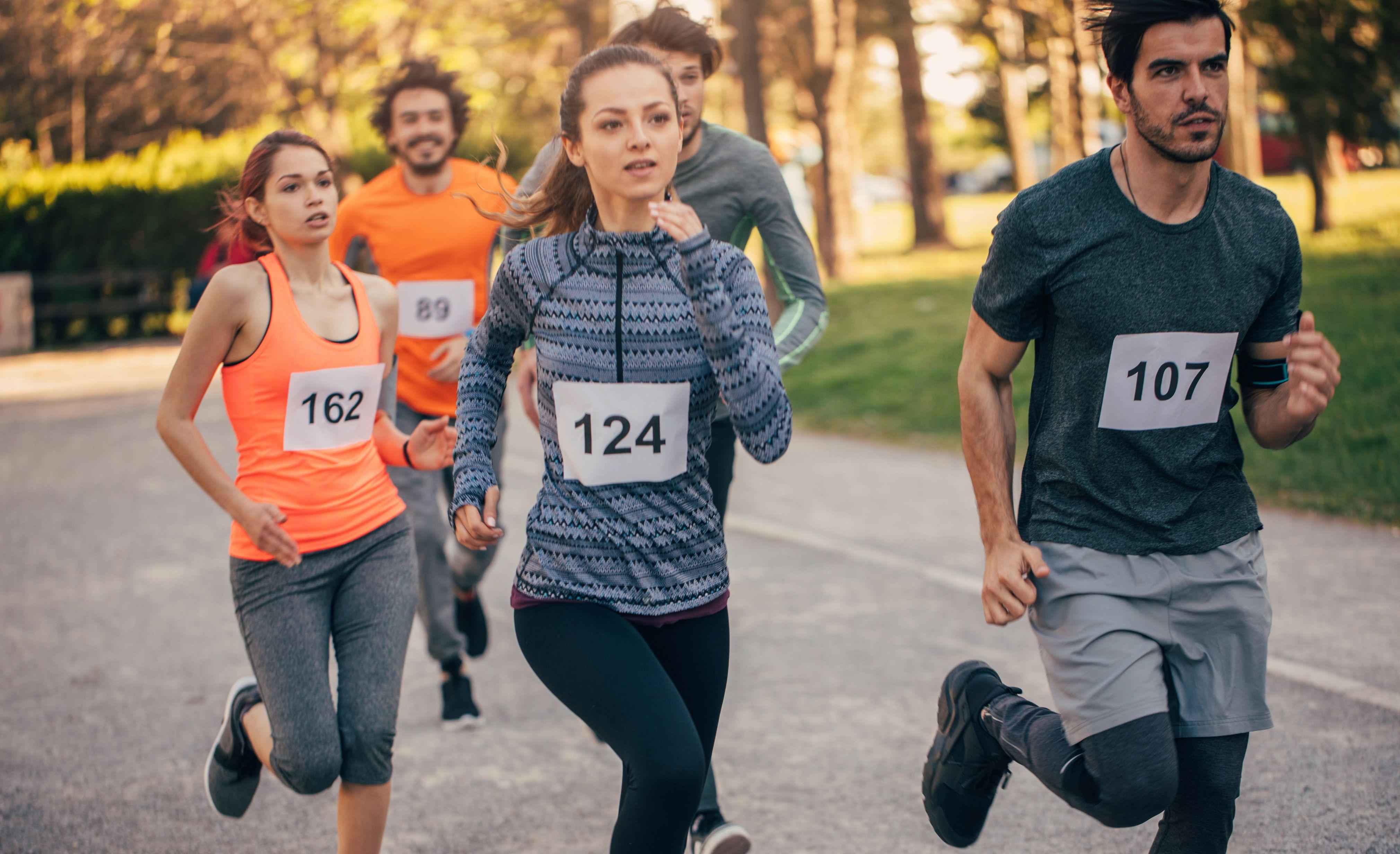 2019 year look- Wear to what half marathon 60 degrees
