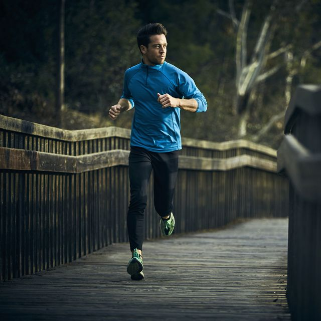 how to run well and stay healthy in lockdown