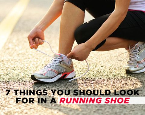 7 Things You Should Look for in a Running Shoe