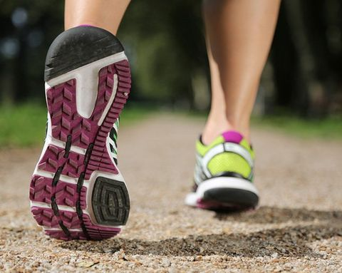 Why You Should Look at the Bottom of Your Running Shoes Right This Second