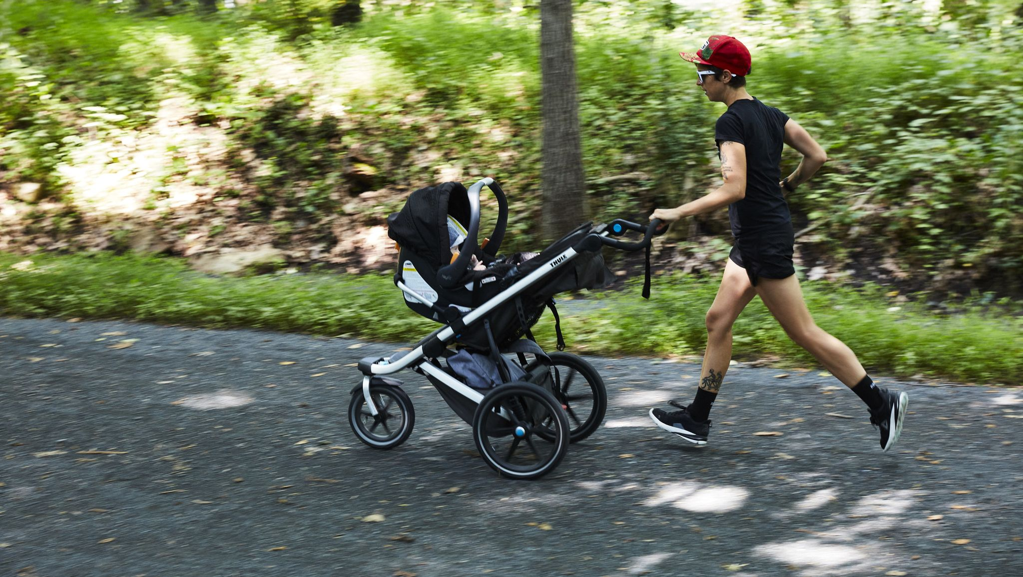 The Best Running Strollers to Help You Cover More Miles