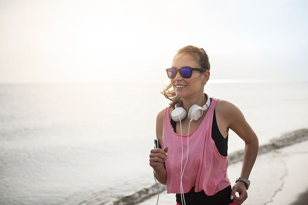9 Pairs Of Running Sunglasses You'll Actually Want To Wear